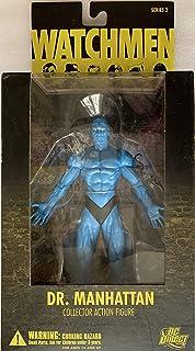 Watchmen Doctor Manhattan Figure Mattel 746775206819