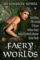 Faery Worlds: Six First-in-Series Urban Fantasy Novels Kindle Edition