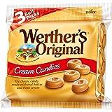 Werther's Original Cream Candies Rolls Multipack, 3PK, 150 g