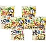 【4袋セット】 ナチュラルペットフーズ フクロモモンガテイストプラス 220g × 4袋