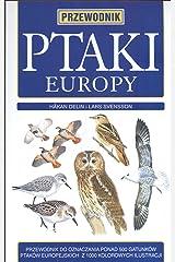 Ptaki Europy Przewodnik Paperback