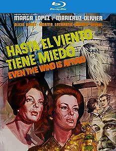 Hasta El Viento Tiene Miedo (Even the Wind Is Afraid) [Blu-ray]