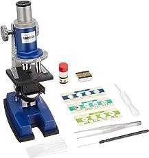 MIZAR-TEC 顕微鏡 学習用 倍率100~450倍 セレクト45 実験セット付き 日本製 SET45