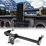 JeCar for JL Dash Phone Holder, Auto Mobile Phone Mount Stand for 2018-2020 Jeep Wrangler JL & Unlimited JLU, for 2020 Jeep G