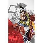 ジョジョの奇妙な冒険 iPhone4s 壁紙 視差効果  モハメド・アヴドゥル
