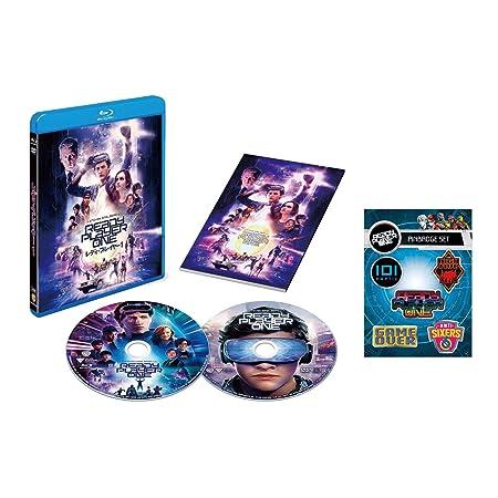 ブルーレイ&DVDセット(ブックレット付)(オリジナルピンバッジ5個セット)