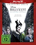 Maleficent - Maechte der Finsternis: Blu-ray 3D + 2D