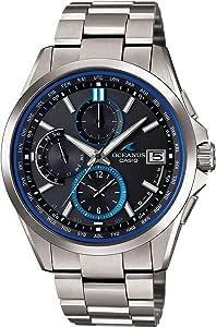 [カシオ] 腕時計 オシアナス CLASSIC 電波ソーラー OCW-T2600-1AJF シルバー