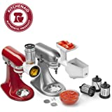 KitchenAid ksmfppaミキサーAttachment Pack、ホワイト