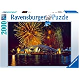 Ravensburger Fireworks Over Sydney Puzzle 2000pc,Adult Puzzles