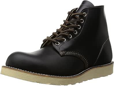 [レッド ウィング シューズ] ブーツ 9870 メンズ Black US 7(25cm)