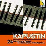 24の前奏曲とフーガ 作品 82、ヴァイオリン・ソナタ 他