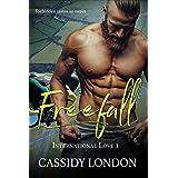 Freefall: A Forbidden Age Gap Romance (International Love Book 1)