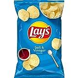 Lay's Salt and Vinegar Potato Chips, 184.2g