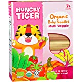 Hungry Tiger - Organic Baby Noodles Multi Veggie 240g