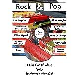 Rock & Pop TAB For Ukulele Solo