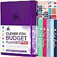 Clever Fox Budget Planner PRO - Financial Organizer (Purple)