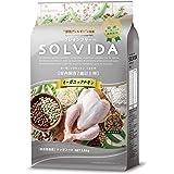 ソルビダ グレインフリー チキン 室内飼育7歳以上用 (1.8kg)