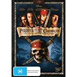 Pirates of The Caribbean I: The Curse of the Black Pearl  (DVD)