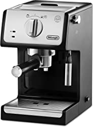 De'Longhi ECP33.21 Italian Traditional Pump Espresso Coffee Maker, Black