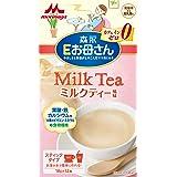 森永 Eお母さん ミルクティー風味 18g×12本入【妊娠期~授乳期】 カフェインゼロ 葉酸 鉄 カルシウム