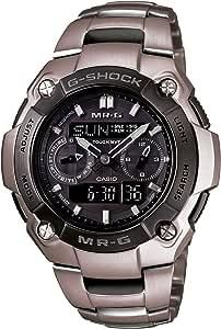 [カシオ] 腕時計 ジーショック MR-G 電波ソーラー MR MRG-7600D1BJF シルバー