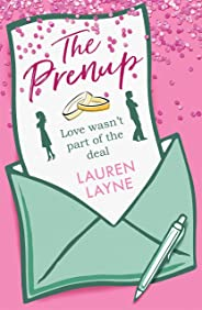 The Prenup: The hit rom-com, guaranteed to beat the winter blues!