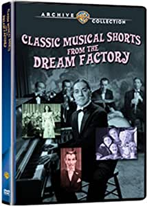 Classic Musical Shorts From the Dream Factory [DVD] [Import]