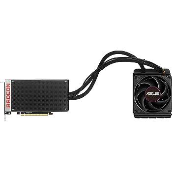 ASUS グラフィックボード AMD Radeon R9 Fury X搭載