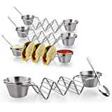 Taco Shell Stand Up Holders - The Most Distinctive Style 4Pack