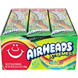 Airheads Xtremes Sweetly Sour Candy Belts, Rainbow Berry, Stocking Stuffer, Gift, Holiday, Christmas, 2 Ounce (Bulk Pack of 1