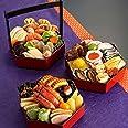 京菜味のむら おせち 「八坂」 三段重 32品 12月30日着