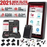 LAUNCH X431 Pro Mini WiFi/Bluetooth Full System OBD2 Scanner with ECU Coding, Injector Coding,Key Fob Programming,Oil Reset,T