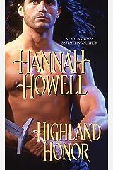Highland Honor Kindle Edition
