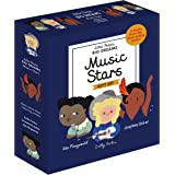 Music Stars (A Little People, Big Dreams Box Set)