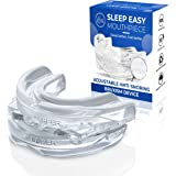AFFINA sleep easy mouth piece stop snoring device with adjustable anti bruxism sleeping aid mouth guard for teeth grinding