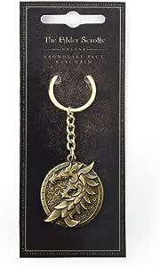 Gaya - Porte Clé The Elder Scrolls Online - Ebonheart Pact Métal 3cm - 4260354643216