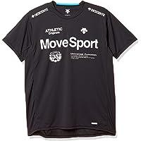 [デサント] クーリスト Tシャツ MOVE SPORT 吸汗速乾 放熱クーリング DMMPJA57 メンズ