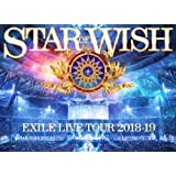 "EXILE LIVE TOUR 2018-2019 ""STAR OF WISH""(Blu-ray Disc3枚組)"