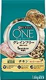 ピュリナ ワン キャット 避妊?去勢した猫の体重ケア 子ねこから全ての年齢に 2.2kg