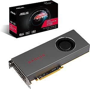 ASUS AMD RX5700 搭載 ストレート排気モデル RX5700-8G