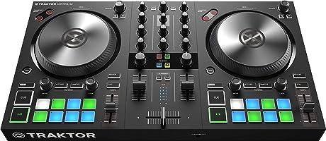 NI NI-TKS2MK3 Native Instruments Traktor Kontrol S2 MK3 2-Channel DJ Controller