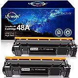Uniwork Compatible Toner Cartridge Replacement for HP 48A CF248A use for LaserJet Pro M15w, LaserJet Pro M29w, MFP M28w, M28a