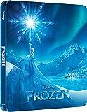 アナと雪の女王 4K UHD 限定スチールブック仕様 [4K UHD+Blu-ray ※4K UHDのみ日本語有り](輸入版) -Frozen 4K Ultra HD Steelbook-