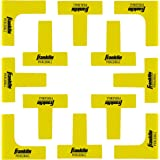 Franklin Sports Unisex-Adult Franklin Sports Pickleball Court Marker Kit 52853P3, One Size