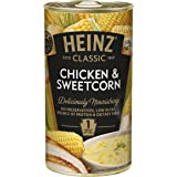 Heinz Classic Chicken and Sweetcorn Soup, 535g