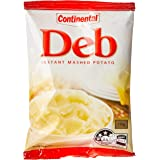 Continental Instant Mashed Potato Deb Mash, 8 x 115g