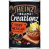 Heinz Creationz Fiery Mexican Style Beanz, 420g