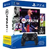 Sony DUALSHOCK 4 Wireless Controller EA SPORTS FIFA 21 Voucher BundlePlayStation 4