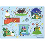 Melissa & Doug 6pc Sound Puzzle - Nursery Rhymes 2